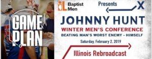 Johnny Hunt Men's Conf